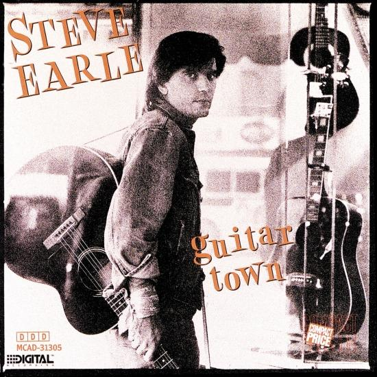 Cover Guitar Town (Remaster)
