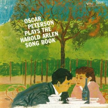 Cover Oscar Peterson Plays The Harold Arlen Song Book (Remastered)