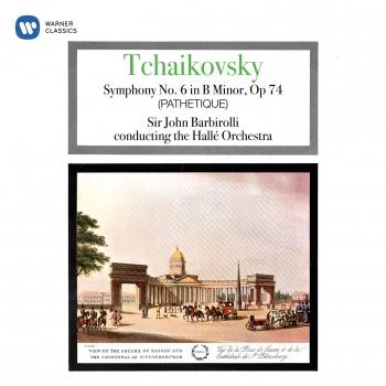 Cover Tchaikovsky: Symphony No. 6, Op. 74 'Pathétique' (Remastered)