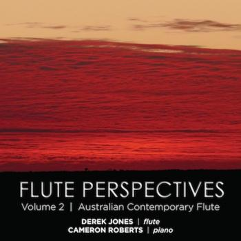 Cover Flute Perspectives Volume 2