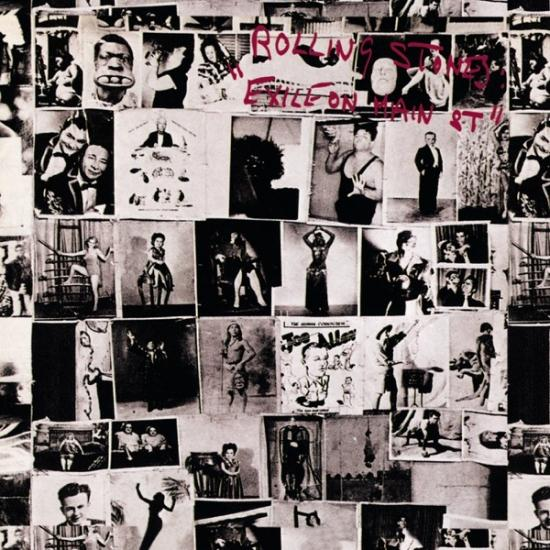 Cover Exile On Main Street (Remastered Deluxe Edition)