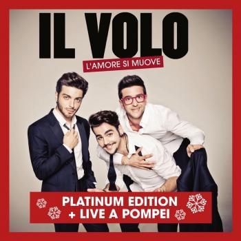 Cover L'amore si muove (Platinum Edition + Live)