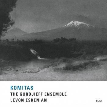 Cover Komitas