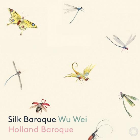 Cover Silk Baroque