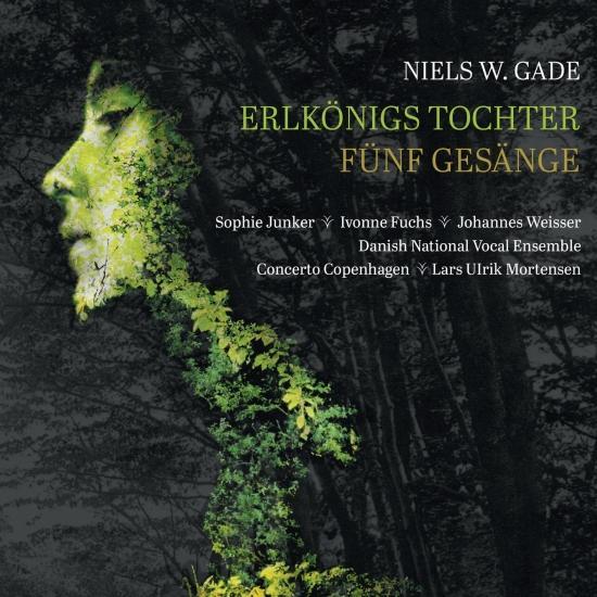 Cover Gade: Erlkönigs Tochter & 5 Gesänge