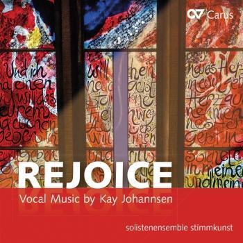 Cover Johannsen: Rejoice