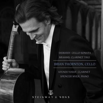 Cover Debussy: Cello Sonata, L. 135 - Brahms: Clarinet Trio, Op. 114