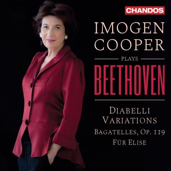 Cover Beethoven: Diabelli Variations, Bagatelles OP. 119, Für Elise