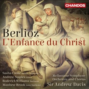 Cover Berlioz: L'enfance du Christ, Op. 25, H. 130
