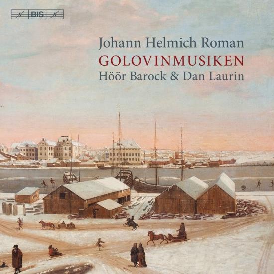 Cover Johann Helmich Roman: Golovinmusiken, BeRI 1