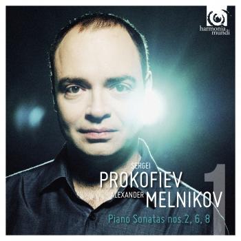 Cover Prokofiev: Piano Sonatas Nos. 2, 6, 8