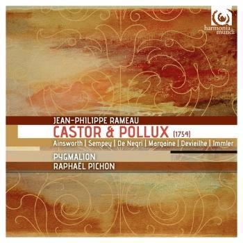 Cover Rameau: Castor et Pollux