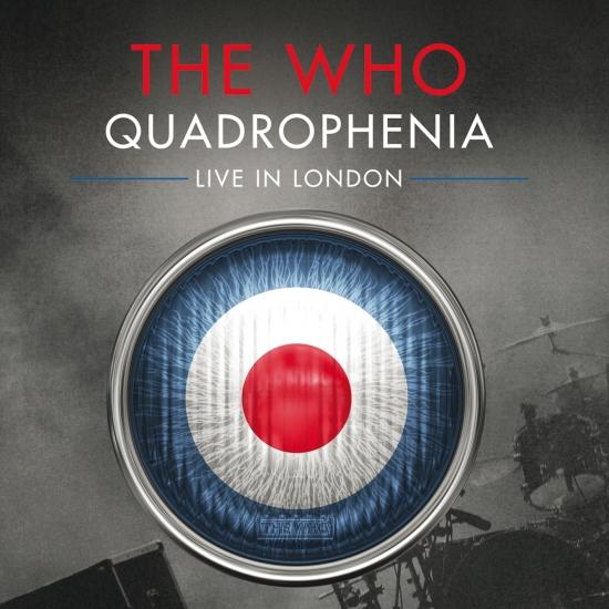 Cover Quadrophenia - Live In London