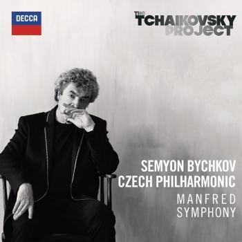 Cover Tchaikovsky: Manfred Symphony