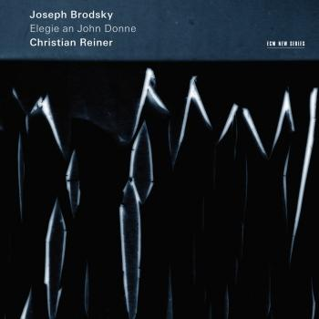 Cover Joseph Brodsky - Elegie an John Donne
