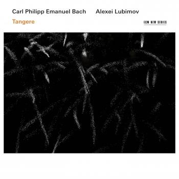 Cover C.P.E. Bach: Tangere