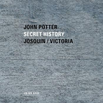 Cover Secret History: Josquin & Victoria