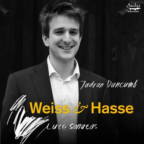 Cover Weiss & Hasse: Lute Sonatas