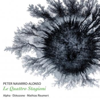 Cover Peter Navarro-Alonso: Le quattro stagioni & Concerto in B Minor