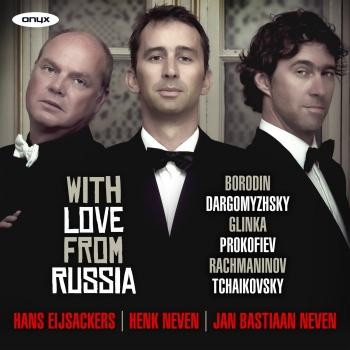 Cover With Love from Russia
