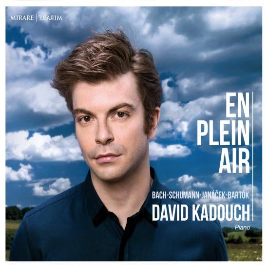 Cover Bach, Schumann, Janacek & Bartok: En plein air