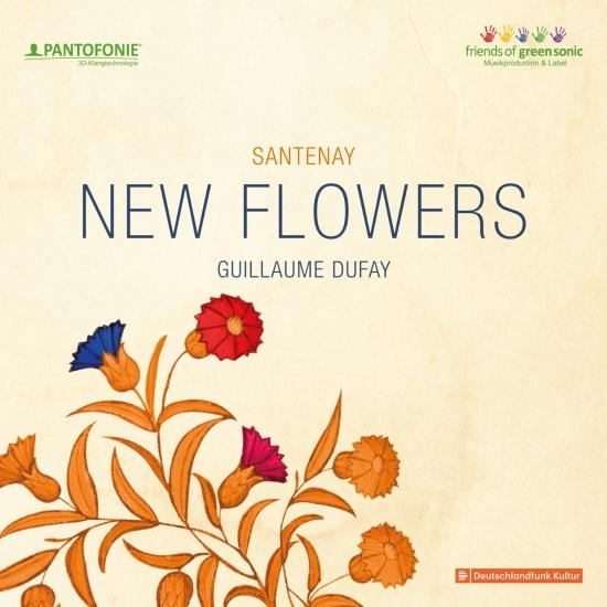 Cover NEW FLOWERS
