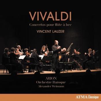 Cover Vivaldi: Concertos pour flûte à bec