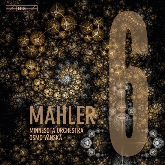Cover Mahler: Symphony No. 6 in A Minor 'Tragic'