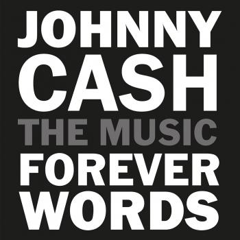 Cover Johnny Cash: Forever Words