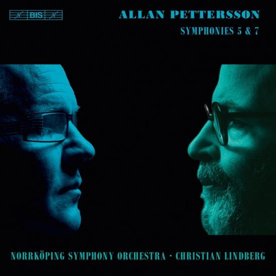 Cover Pettersson: Symphonies Nos. 5 & 7