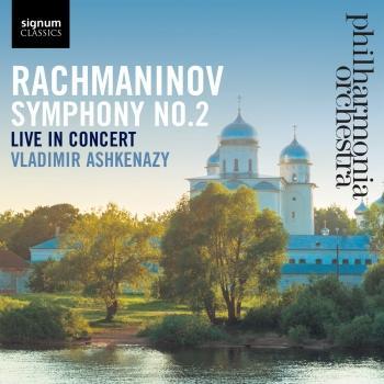 Cover Rachmaninov: Symphony No. 2
