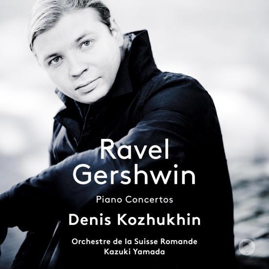 Cover Ravel & Gershwin: Piano Concertos