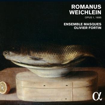 Cover Weichlein: Opus 1, 1695