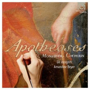 Cover Couperin: Apothéoses & autres Sonades