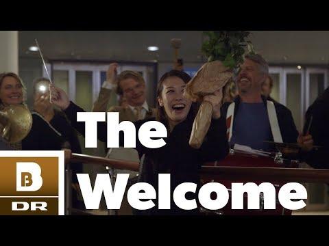 Video Danish Radio Big Band & Miho Hazama - The Welcome