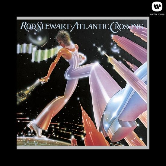 Cover Atlantic Crossing