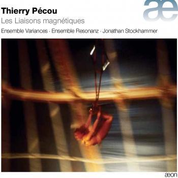 Cover Pecou: Les liaisons magnetiques