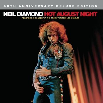 Cover Hot August Night - 40th Anniversary Edition (Remastered)