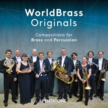 Cover Originals: Compositions for Brass & Percussion
