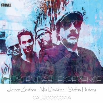 Cover Carsten Dahl: Caleidoscopia