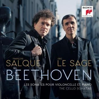 Cover Beethoven: Sonates pour violoncelle et piano