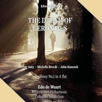 Cover Elgar: The Dream of Gerontius & Symphony No. 1