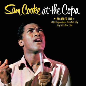 Cover Sam Cooke At The Copa