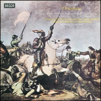 Cover Bellini: I Puritani
