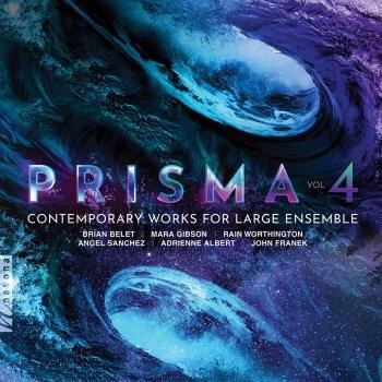 Cover Prisma, Vol. 4