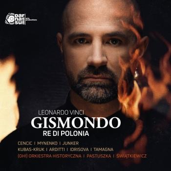Cover Gismondo - Re di Polonia