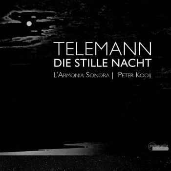 Cover Telemann: Die Stille Nacht