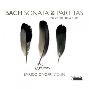 Cover Bach: Sonata & Partitas BWV 1001,1004 & 1006