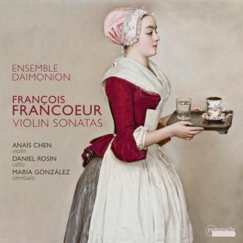 Cover Francoeur Violin Sonatas