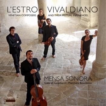 Cover L'Estro Vivaldiano